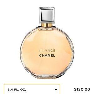 Chanel Chance EDP 3.4 oz NWOB
